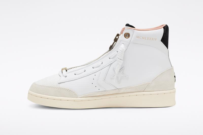 Ibn Jasper x Converse Pro Leather Release Info sneaker footwear drop date archive shoe Dr. J 1976 julius irving basketball skating shoes