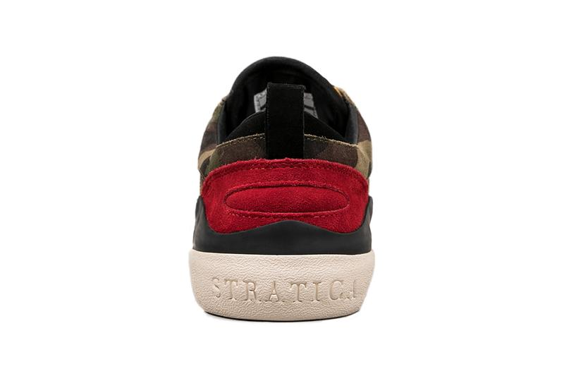 Stratica International Fall/Winter 2019 Footwear Collection First Look New Drops Ibn Jasper Fans Jerry Lorenzo Kid Cudi Hand-Crafted Quality Sneakers Low Tops High Wilshire Monaco Broadway Ralley Dakar Desert Elyees Hi