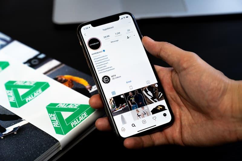 Instagram Launches In-App Drop Reminders Release Tech Push Notifications Social Media Platform Streetwear Sneakers