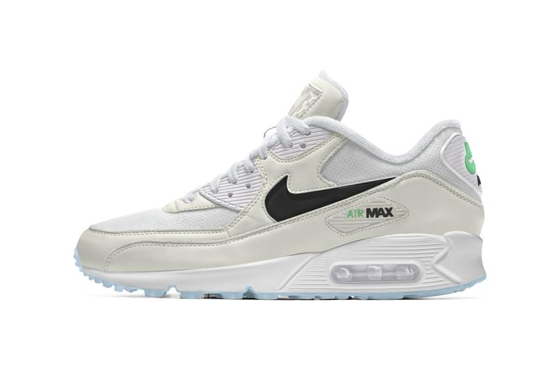 International Girl Crew x Nike By You Air Max 90 95 97 Release Information Collaborative Pairs Customizable Sneakers Release Information Collective Footwear Branding Premium Materials