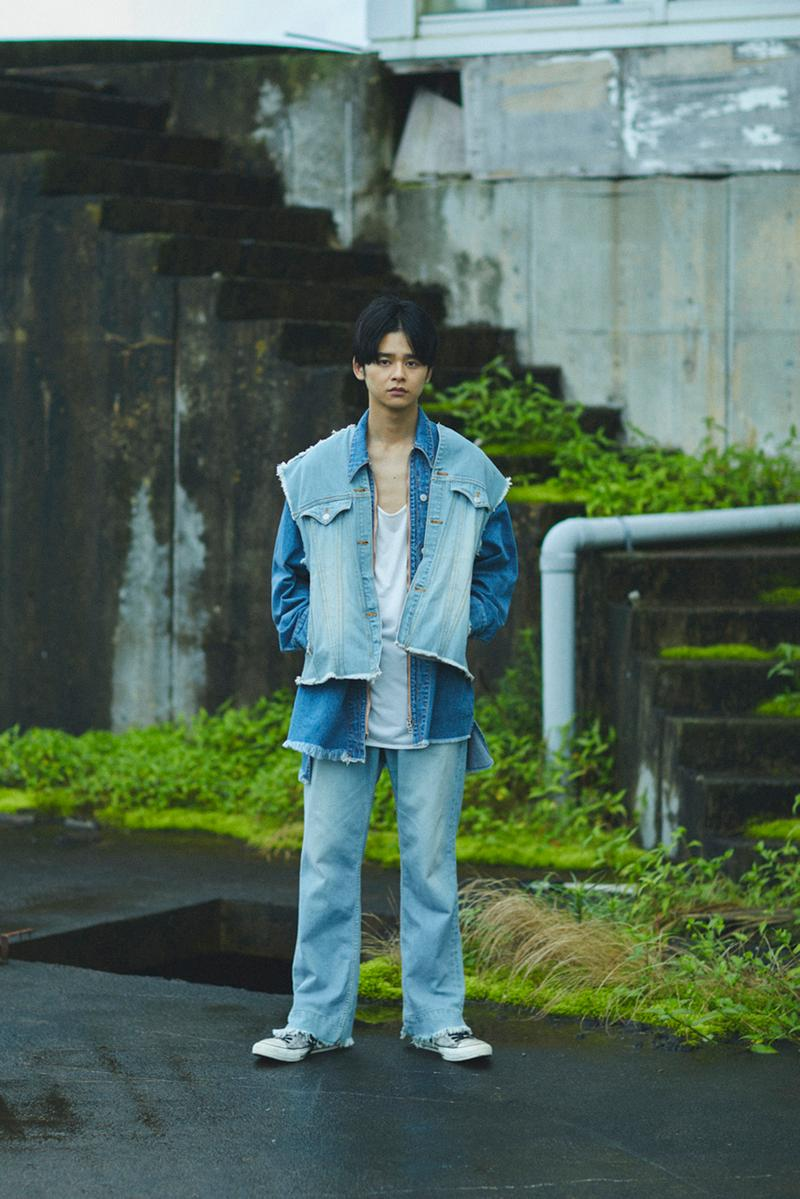 Iroquois Spring/Summer 2020 Collection Lookbook japan ss20 style