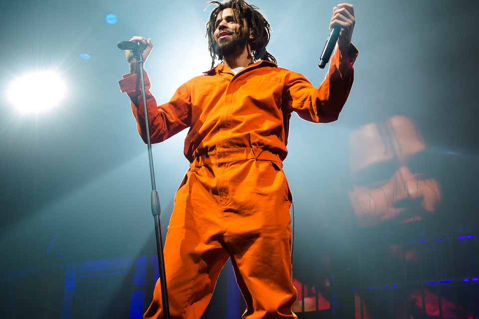 J. Cole Announces That He's Done Doing Features