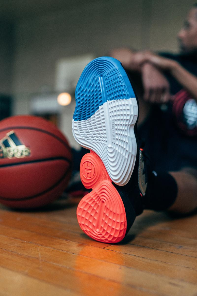 james harden adidas harden vol 4 sneaker footwear daniel patrick streetwear collaboration collection release date lightstrike midsole barbershop pink lemonade candy paint cookies and cream