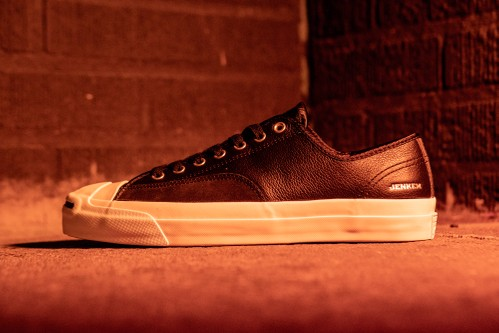 'Jenkem' & Converse Strip Down the Jack Purcell Pro in New Collaboration