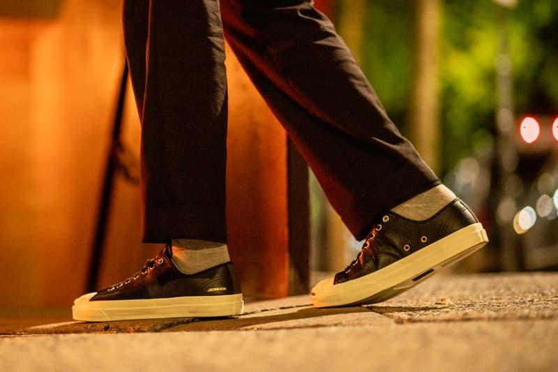 jenkem jp pro converse jack purcell sneakers release date black