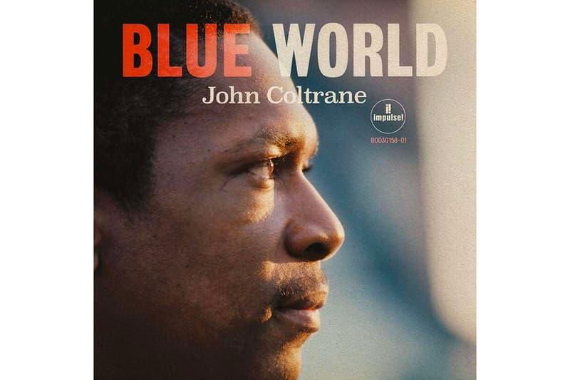 John Coltrane Blue World Album Stream