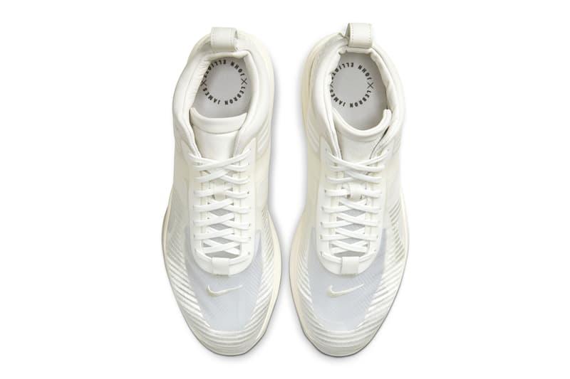 John Elliott Nike LeBron Icon Fuchsia Pink Sail Release Info Buy AQ0114-600 AQ0114-101 James Official Look
