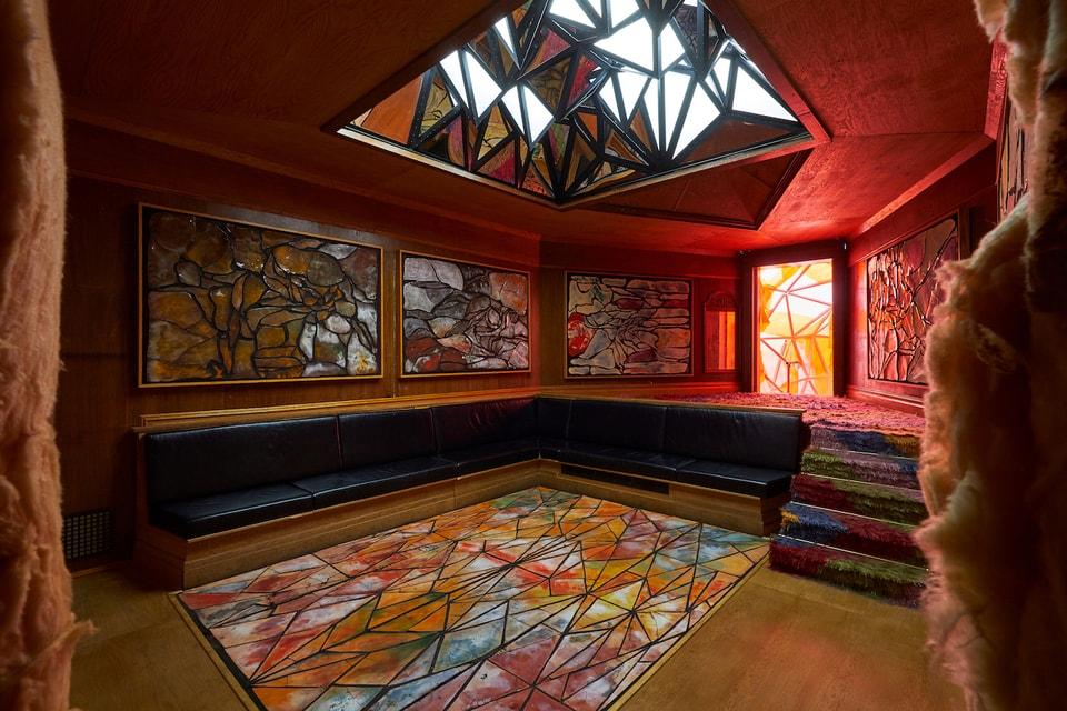 Jonah Freeman & Justin Lowe Present Alternate Environments in Immersive London Installation
