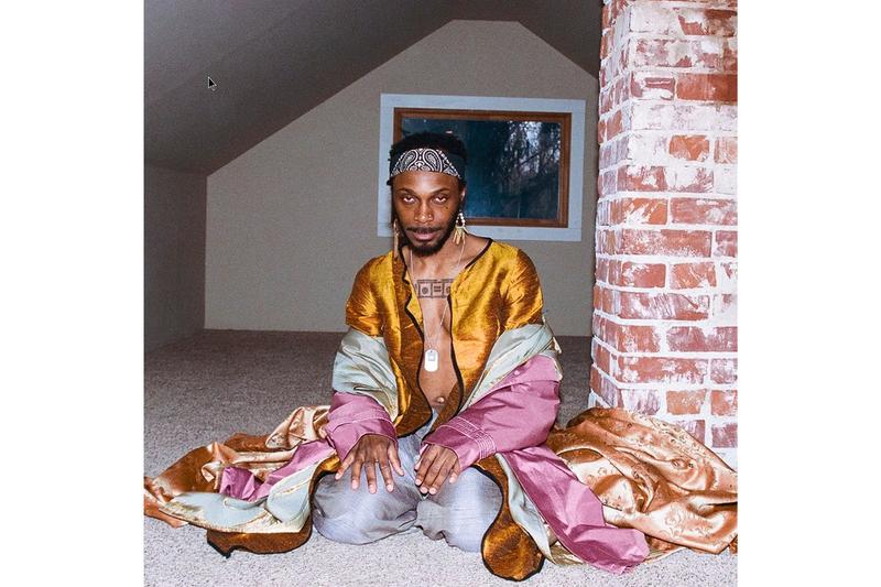 JPEGMAFIA 'All My Heroes Are Cornballs' Album Stream hip-hop rap experimental listen now spotify apple music abstract psychedelic EQT Recordings