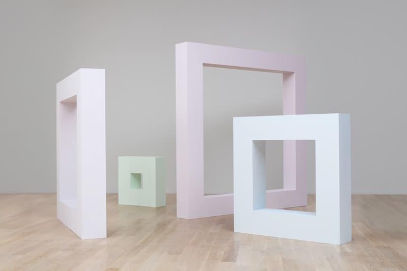judy chicago jeffrey deitch los angeles exhibition artworks sculptures paintings
