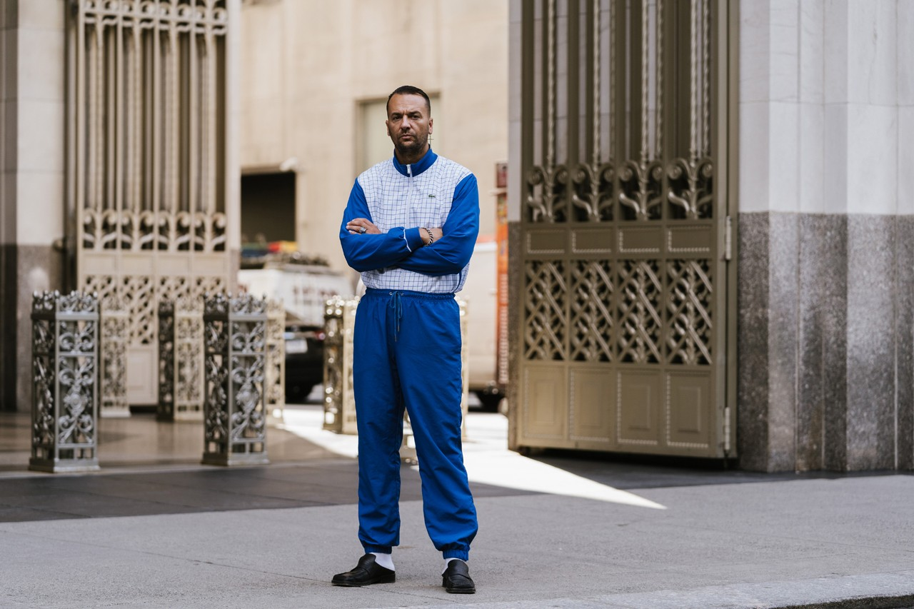 Julien Boudet New York Fashion Week Streetsnaps style interview feature diary bleumode mode bleu photographer interview style