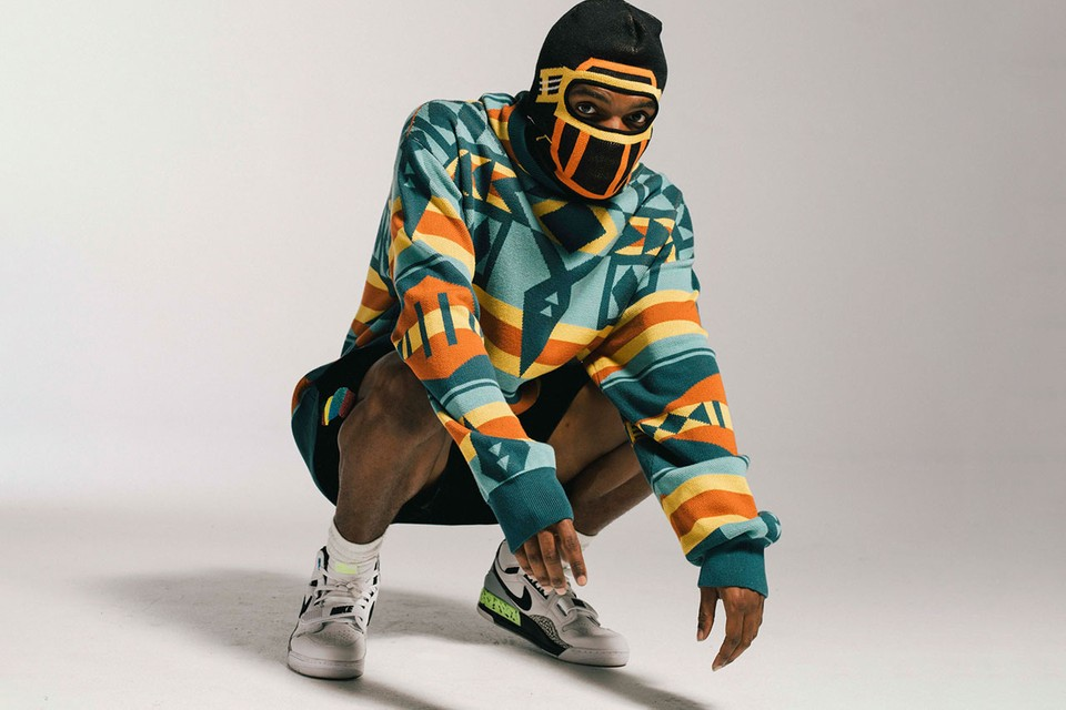 Just Don FW19 Softens up Sportswear Staples