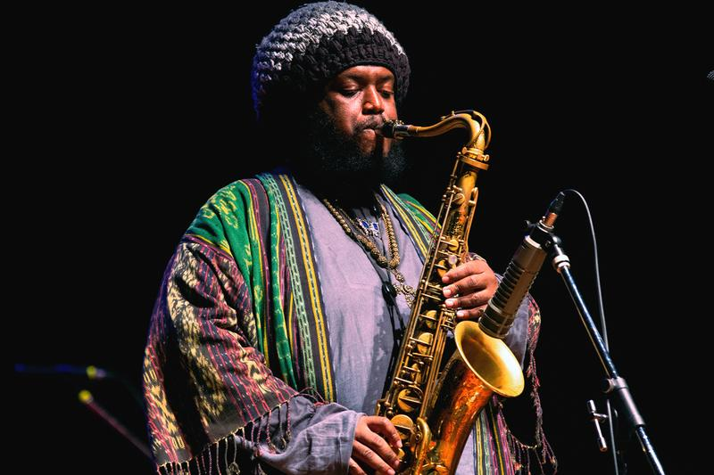 Kamasi Washington Live Hong Kong 2019 Event Recap jazz saxaphone