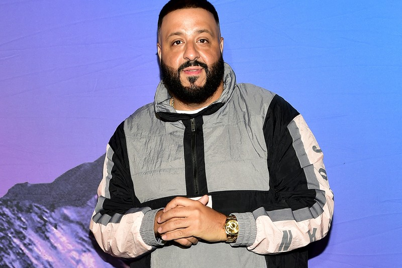 DJ Khaled Receives a Pair of Unreleased YEEZYs From Kanye West