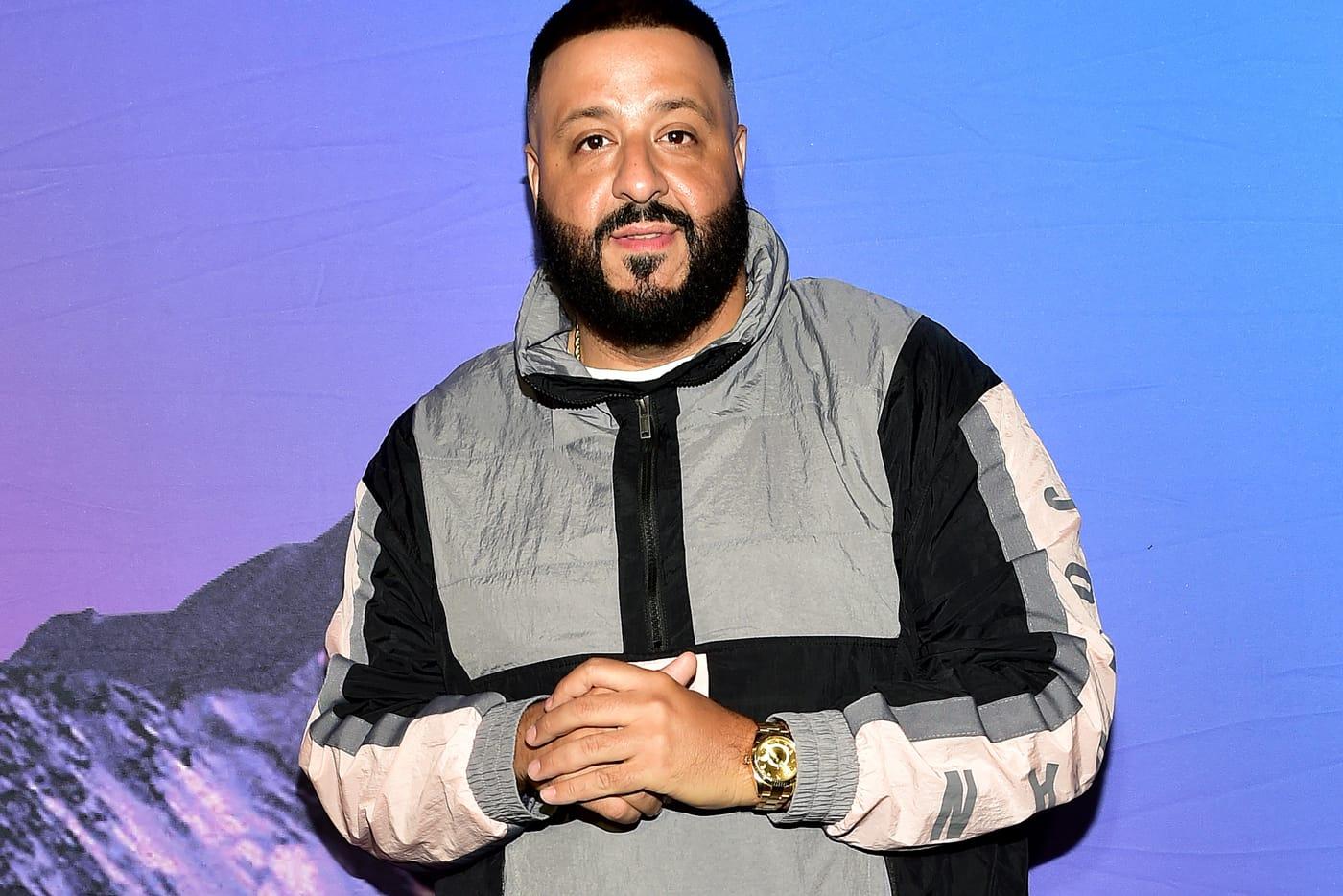 dj khaled yeezy