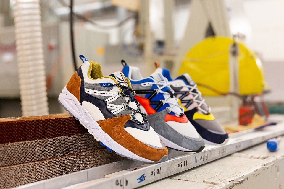 """Karhu Readies for the Colder Months Ahead With """"Cross-Country Ski"""" Pack"""