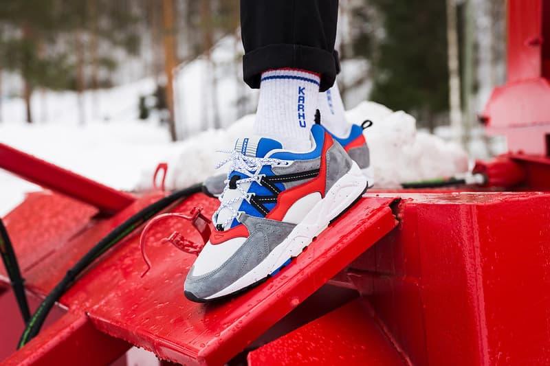 "Karhu ""Cross-Country Ski"" Pack Release fall winter 2019 fusion 2.0 Karhu Fusion Finland lookbooks sneakers kanye west"