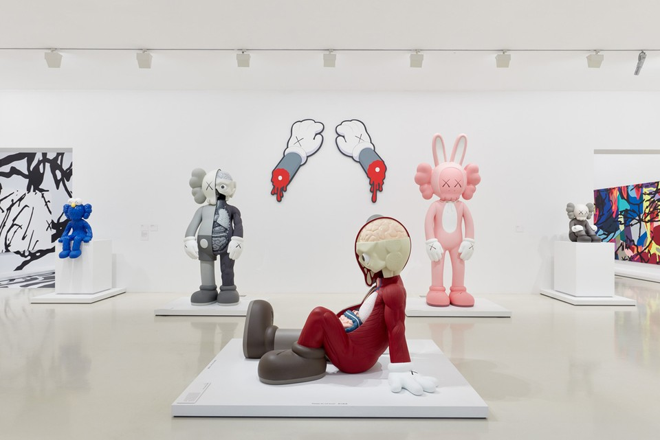 """An Exclusive Look Inside KAWS' """"COMPANIONSHIP IN THE AGE OF LONELINESS"""" Exhibition"""