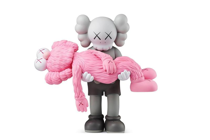KAWS Announcement Retail Collection Upcoming Exhibition Preview Pink GONE Companion Figure Vinyl Brian Donnelly COMPANIONSHIP IN THE AGE OF LONELINESS National Gallery Victoria Melbourne NGV Design Store