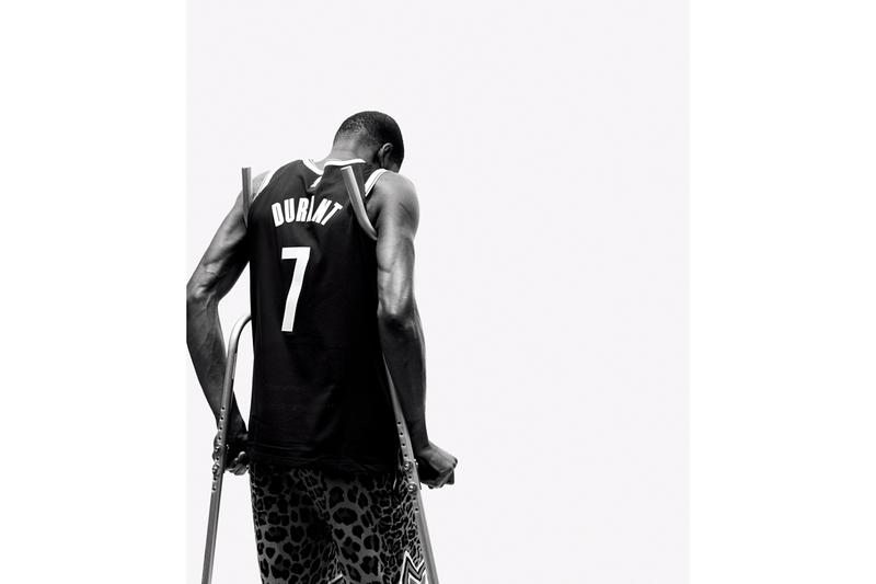 kevin durant wsj magazine wall street journal mens september style issue brooklyn nets mario sorrenti