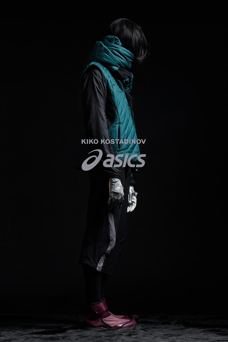 Kiko Kostadinov ASICS GEL-NEPXA Fall/Winter 2019 Collection Footwear Silhouette Collaboration For Sale Release Information FW19 apparel clothing
