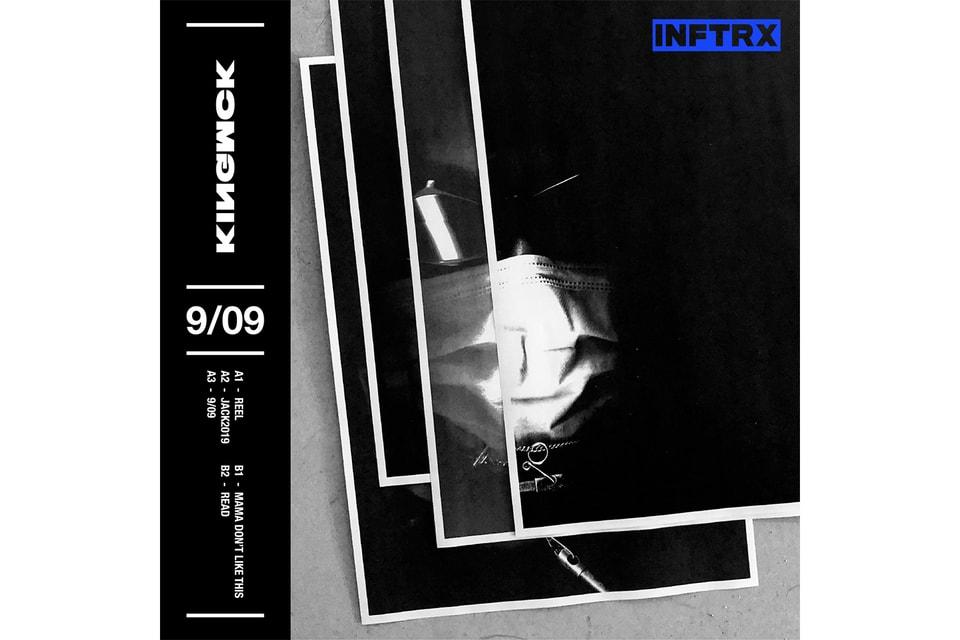 KINGMCK Hones in on TR-909 Drum Machine for '9/09' EP