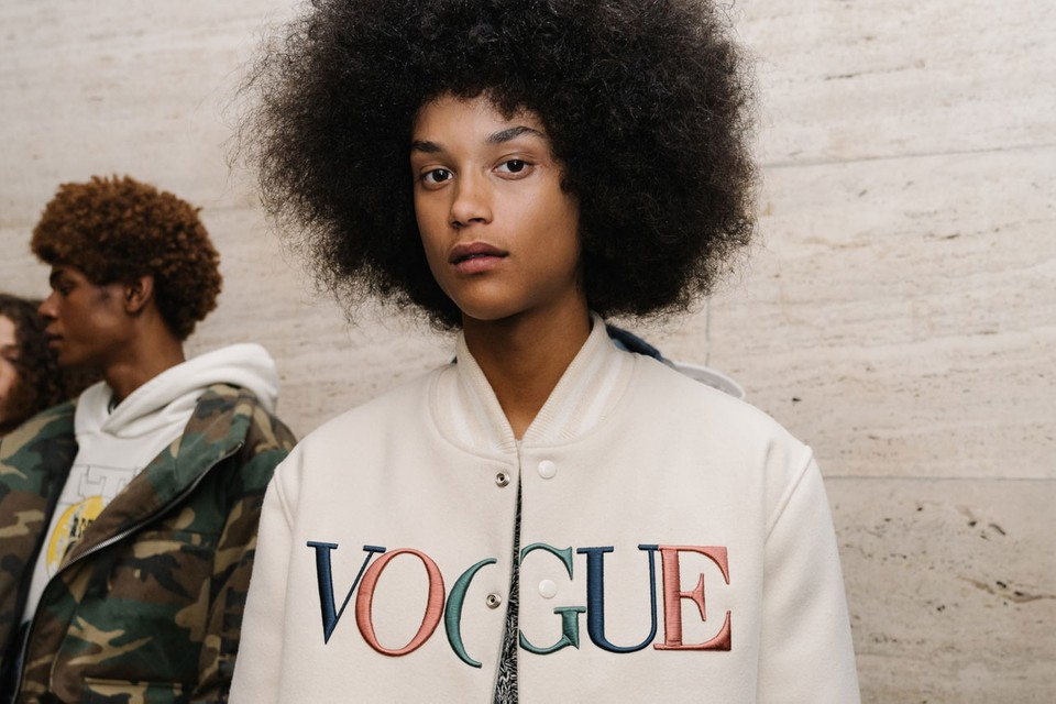 Backstage at KITH AIR's All-Star NYFW Runway Show