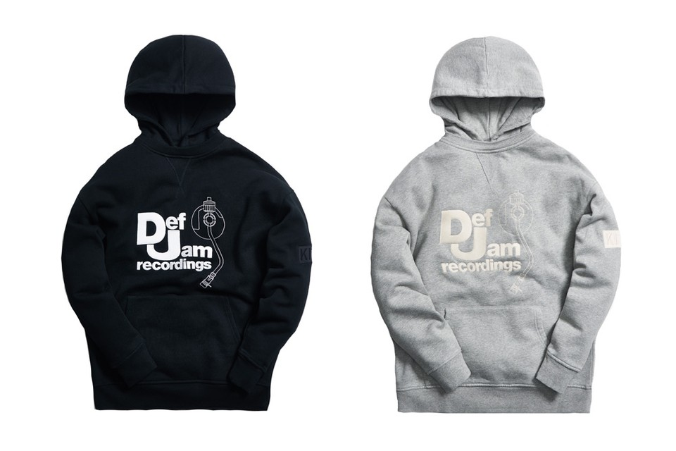 KITH x Def Jam Records Unveil Co-Branded Collection