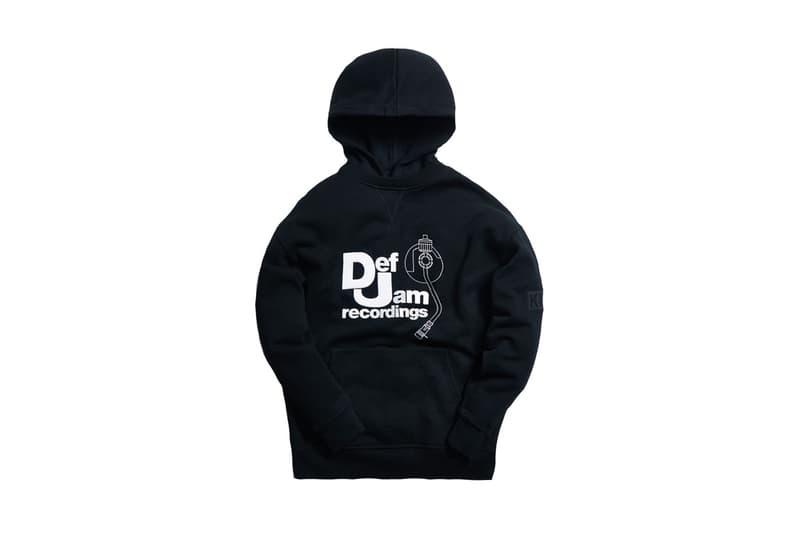 KITH x Def Jam Records Tees, Hoodies and Varsity Jacket