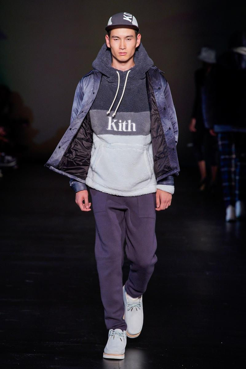 KITH Fall/Winter 2019 Runway Collection from NYFW