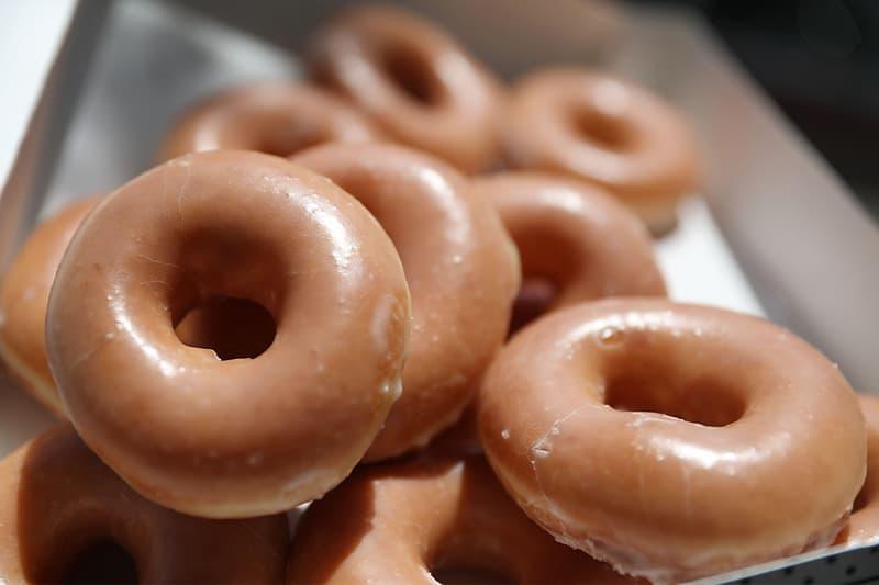 Krispy Kreme Pumpkin Spice Original Filled Doughnut Announcement