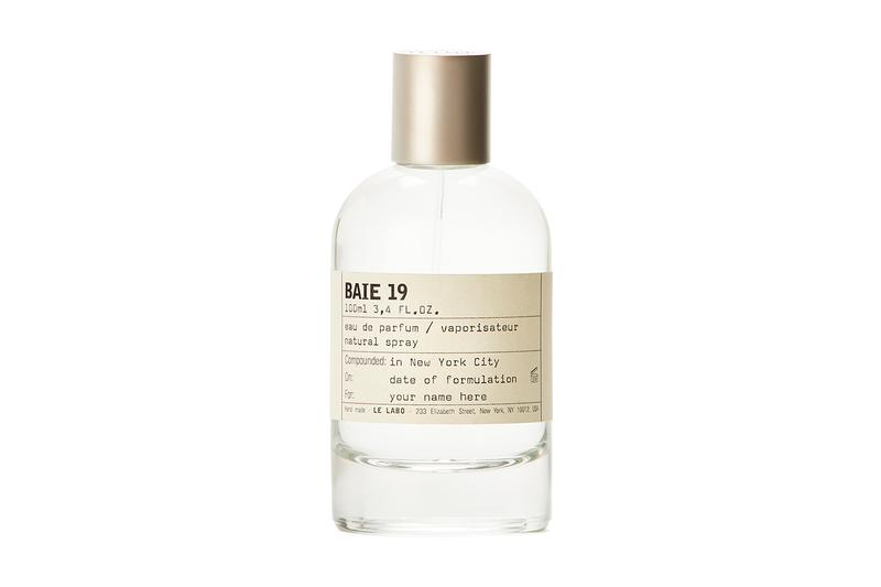 Le Labo Baie 19 Release Info Date Buy Fragrances Perfume New 100 50 ml sizes