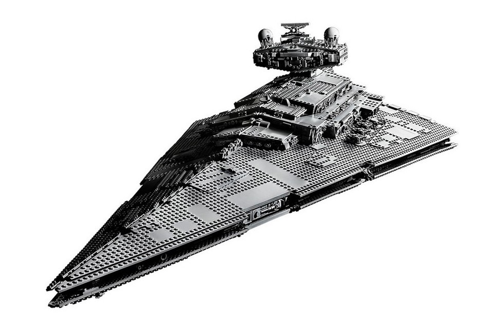 Lego 43 Inch Star Wars Imperial Star Destroyer Hypebeast