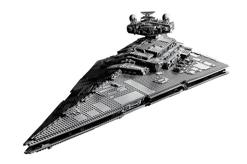LEGO 43-Inch 'Star Wars' Imperial Star Destroyer | HYPEBEAST