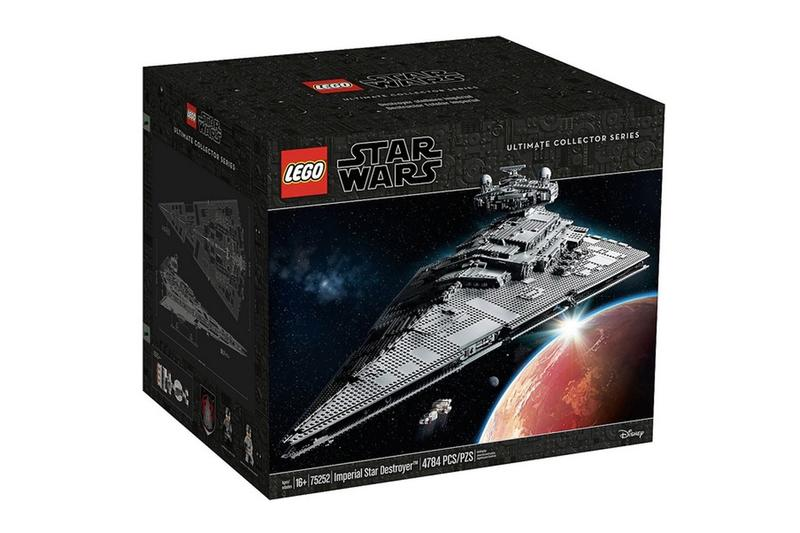 """LEGO 43 Inch Star Wars Imperial Star Destroyer a new hope toys collectibles model replica 4,784-Pieces star wars a new hope """"The Devastator"""""""