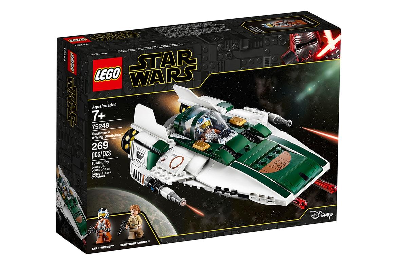 Lego Star Wars Rise Of Skywalker Mandalorian Hypebeast