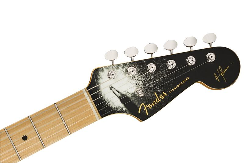 Andy Summers Leica Fender Camera Guitar The Police m monochrom signature custom shop stratocaster musician photographer