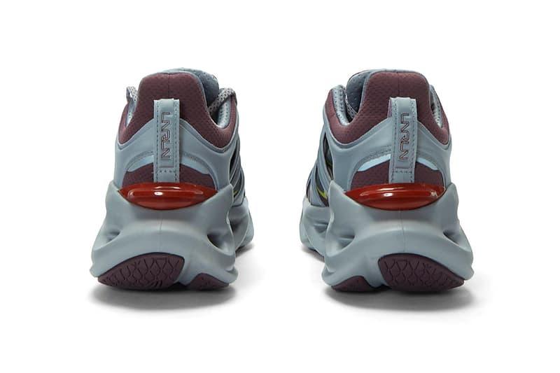 LI-NING Arc Ace Sneakers Release Info Buy Beige Blue Orange Grey blue Green