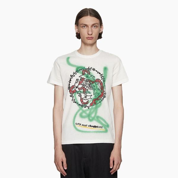 Our Legacy x LN-CC Collaboration T-Shirt Capsule