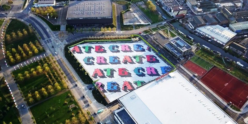 London's First-Ever Mural Festival Announced for September 2020