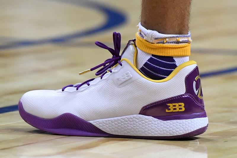 Lonzo Ball 495 USD ZO2 Kept Ripping big baller brand basketball shoes sneakers