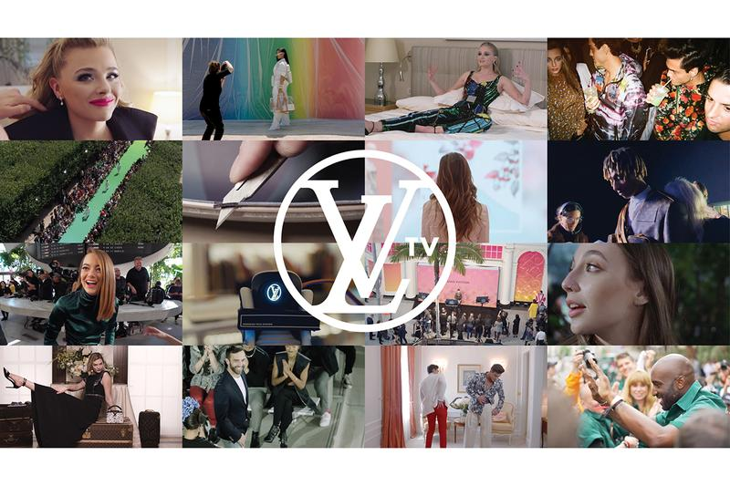 Louis Vuitton LVTV YouTube Series Launch Info BTS Behind the Scenes Virgil Abloh Emma Stone Loïc Prigent Celebrities Luxury Fashion House Travel Sophie Turner French Venice Italy