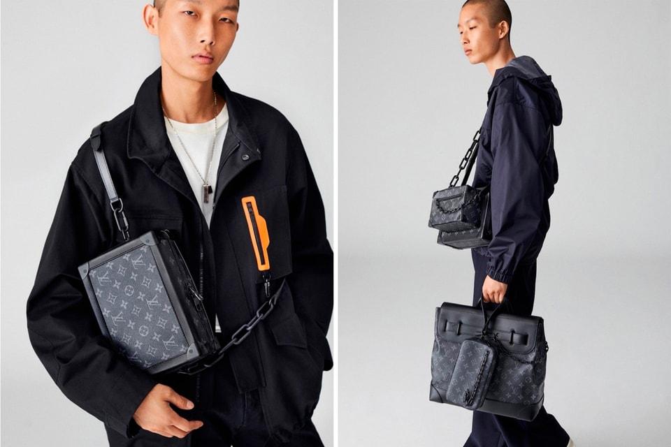 """Louis Vuitton Drops Monogram Eclipse """"New Classics"""""""