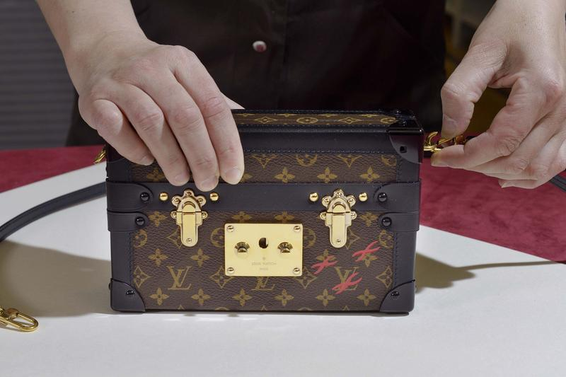 "Louis Vuitton Reopens Asnières Workshop Take A Look Inside Free Visits French Atelier Fashion House Label Galleries Objects ""Time Capsule"" Exhibition"