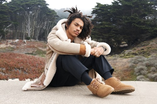 Luka Sabbat Shows Off Unapologetic Style in New UGG Neumel Campaign