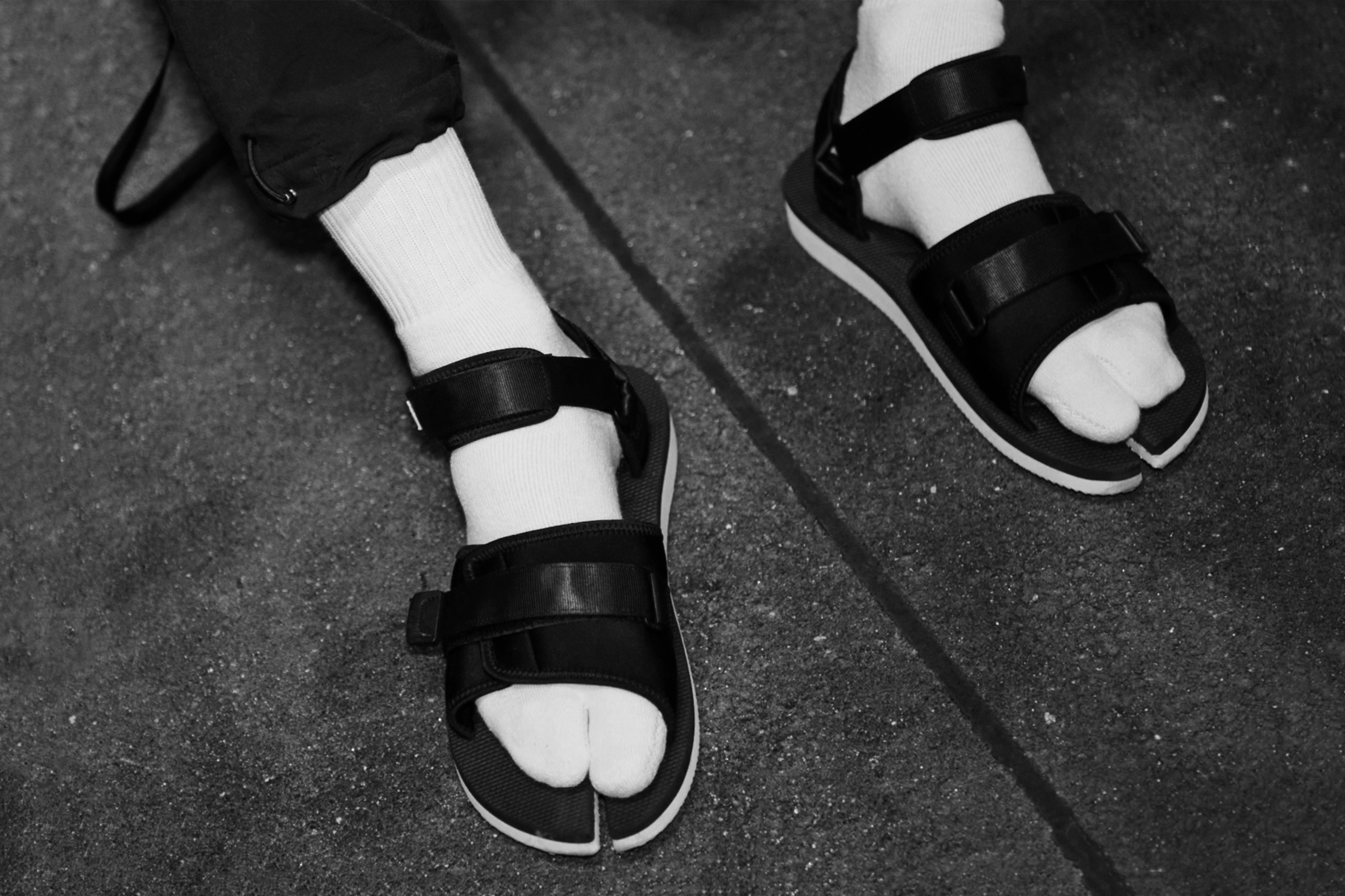 Suicoke Unveil Tabi Sandal and Boot