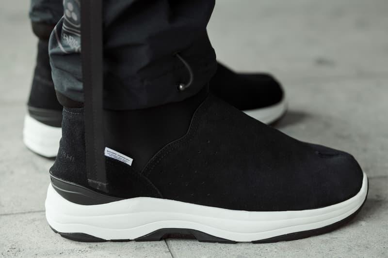 maharishi Suicoke Tabi Sandal Boot