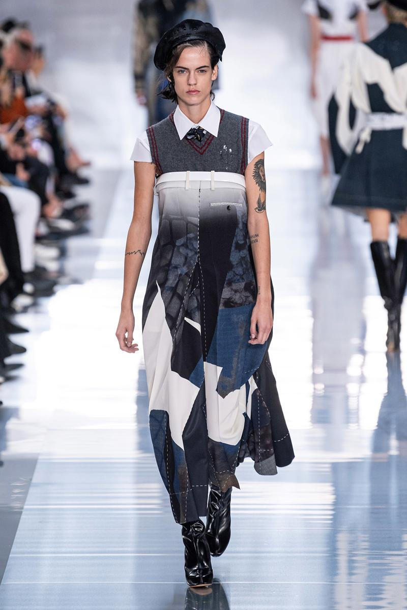 Maison Margiela SS20 Runway Collection PFW Show spring summer 2020 john galliano defile parade paris fashion week