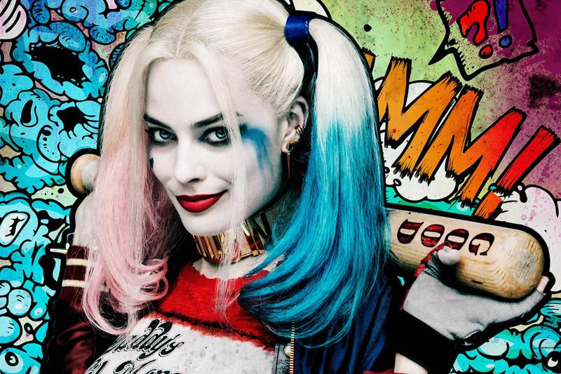 Margot Robbie Birds of Prey (And The Fantabulous Emancipation of One Harley Quinn Poster DC Comics Suicide Squad Warner Bros. Pictures