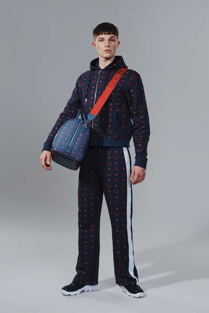 MCM Fall/Winter 2019 Collection Lookbook fw19 italy bag clothing